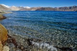 Pangong from the Spangmik shore
