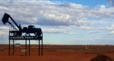 Coober Pedy, time for breakfast