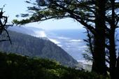 View from Cape Perpetua - HWY 101 below (2)