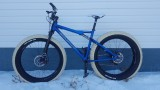 Christini AWD polar bike, Mark III