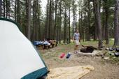 Camp 1 - Black Hills, WY