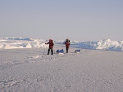 Icetrek North Pole Extreme Ski 2010
