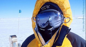 Barbara Hillary Expedition To The South Pole
