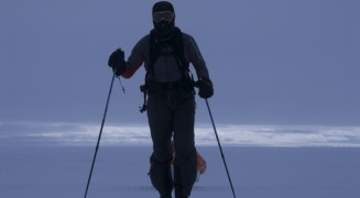 Pole to Pole Run with Icetrek - South Pole leg